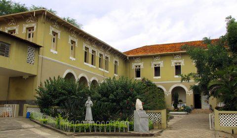 Missa no Colégio Nazareth – Inicio do 2º Semestre 2017
