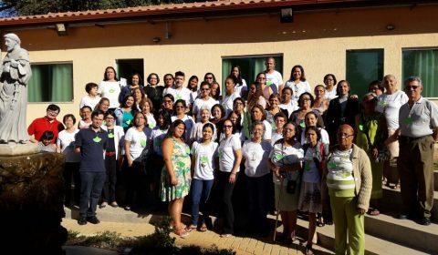 Retiro dos Grupos Penitentes Recoletinas (os) Leigas (os) em Belo Horizonte